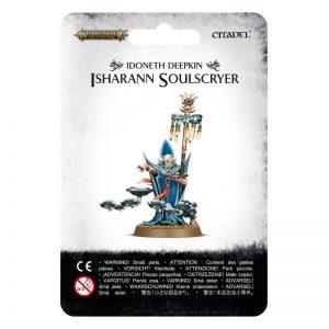 Games Workshop Age of Sigmar  Idoneth Deepkin Idoneth Deepkin, Isharann Soulscryer - 99070219005 - 5011921097463