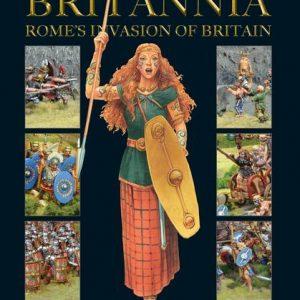 Warlord Games Hail Caesar  Hail Caesar Books & Accessories Hail Caesar: Britannia! - WGH-005 - 9780956358196