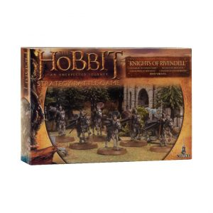 Games Workshop (Direct) Middle-earth Strategy Battle Game  Good - The Hobbit Lord of The Rings: Knights of Rivendell - 99121463007 - 5011921045105