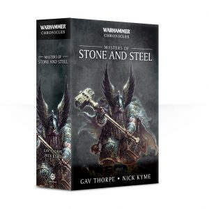 Games Workshop   Warhammer Chronicles Masters of Steel and Stone Omnibus (Paperback) - 60100281218 - 9781784967703