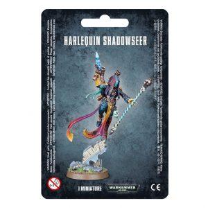 Games Workshop Warhammer 40,000  Harlequins Harlequin Shadowseer - 99070111002 - 5011921057078