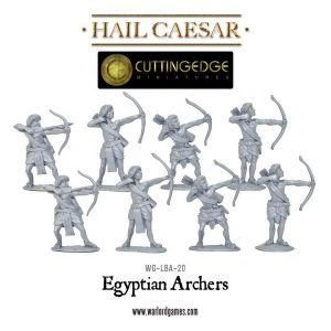Warlord Games Hail Caesar  Bronze Age Egyptian Archers - WGH-CEM-23 -