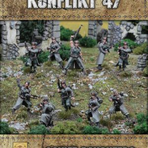 Warlord Games Konflikt '47  Soviet Union (K47) Daughters of the Motherland - 452210802 - 5060393704966