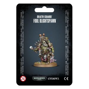 Games Workshop Warhammer 40,000  Death Guard Death Guard Foul Blightspawn - 99070102017 - 5011921080755