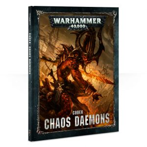 Games Workshop   Chaos Daemons Codex: Chaos Daemons - 60030115006 - 9781788261234