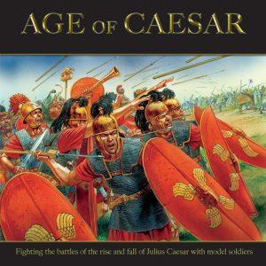 Warlord Games Hail Caesar  Hail Caesar Books & Accessories Hail Caesar: Age of Caesar - 109910006 - 9780993058929