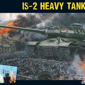 Warlord Games Bolt Action  Soviet Union (BA) IS-2 Heavy Tank - 402014002 - 5060393705819