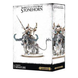 Games Workshop (Direct) Age of Sigmar  Ogor Mawtribes Beastclaw Raiders Thundertusk / Stonehorn - 99120213016 - 5011921076697