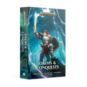 Games Workshop   Age of Sigmar Books Oaths and Conquests (Paperback) - 60100281279 - 9781789992250
