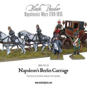 Warlord Games Black Powder  French (Napoleonic) Napoleon's Berlin Carriage - WGN-FR-29 -