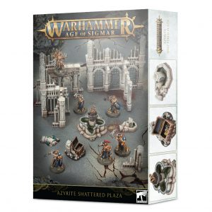 Games Workshop   Age of Sigmar Terrain Age of Sigmar: Azyrite Shattered Plaza - 99120299064 - 5011921135066
