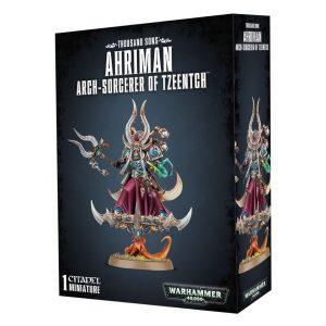 Games Workshop Warhammer 40,000  Thousand Sons Ahriman Arch-Sorceror of Tzeentch - 99120102064 - 5011921079506