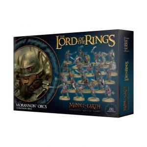 Games Workshop Middle-earth Strategy Battle Game  Evil - Lord of the Rings Lord of The Rings: Morannon Orcs - 99121462016 - 5011921109319