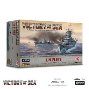 Warlord Games Victory at Sea  Victory at Sea Victory at Sea: IJN Fleet - 742411002 - 5060572505964