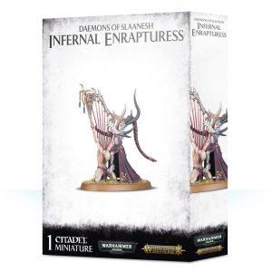 Games Workshop Warhammer 40,000 | Age of Sigmar  Chaos Daemons Daemons of Slaanesh Infernal Enrapturess - 99129915053 - 5011921114061