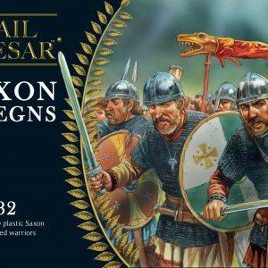 Warlord Games Hail Caesar  The Dark Ages Saxon Thegns - 102013002 - 5060393704959