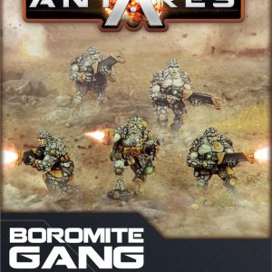Warlord Games Beyond the Gates of Antares  Boromite Guilds Boromite Gang Fighters - WGA-BOR-02 - 5060393701255