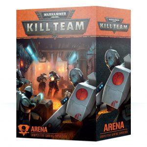 Games Workshop (Direct) Kill Team  Kill Team Warhammer 40,000: Kill Team Arena - 60010199024 - 5011921112982