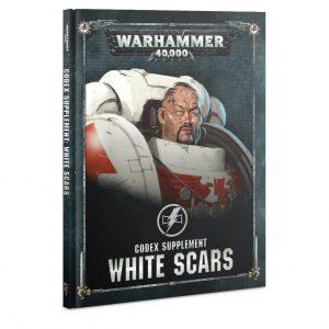 Games Workshop Warhammer 40,000  White Scars Codex Supplement: White Scars - 60030101043 - 9781788266444