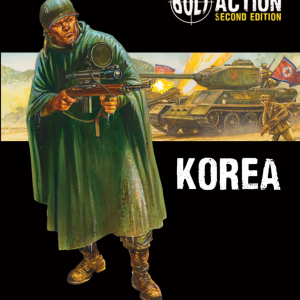 Warlord Games Bolt Action  Bolt Action Books & Accessories Bolt Action: Korea supplement - 409910047 - 9781472836670