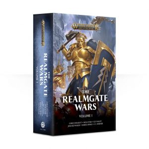 Games Workshop   Age of Sigmar Books The Realmgate Wars: Vol 1 (softback) - 60100281208 - 9781784967574