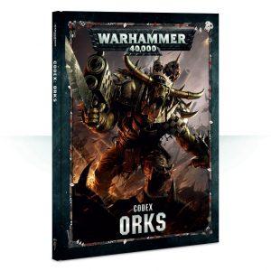 Games Workshop Warhammer 40,000  Orks Codex: Orks - 60030103010 - 9781788262620