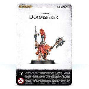 Games Workshop (Direct) Age of Sigmar  Fyreslayers Fyreslayer Doomseeker - 99070205009 - 5011921080199