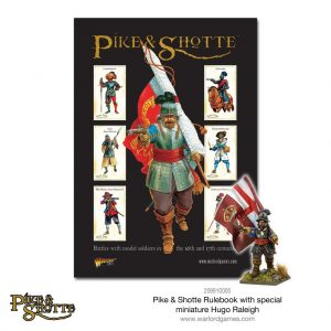 Warlord Games Pike & Shotte  Pike & Shotte Essentials Pike & Shotte Rulebook - 209910005 - 5060200843642