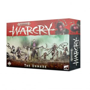 Games Workshop Age of Sigmar | Warcry  Warcry Warcry: The Unmade - 99120201086 - 5011921120635
