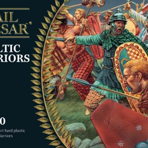 Warlord Games Hail Caesar  Enemies of Rome Ancient Celts: Celtic Warriors - WGH-CE-01 - 5060200842416