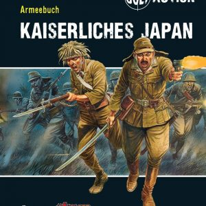 Warlord Games Bolt Action  Japan (BA) Armies of Imperial Japan (German Edition) - 409936001 - 9781911241405