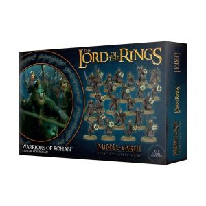 Games Workshop (Direct) Middle-earth Strategy Battle Game  Good - Lord of the Rings Lord of The Rings: Warriors of Rohan - 99121464021 - 5011921109333