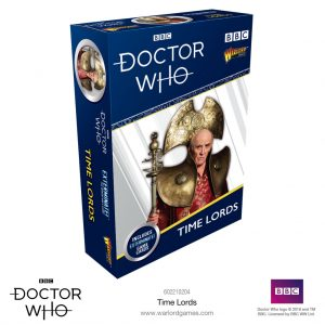 Warlord Games Doctor Who  Doctor Who Doctor Who: Time Lords - 602210204 - 5060572501515