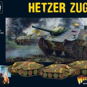 Warlord Games Bolt Action  Germany (BA) Hetzer Zug - 402012021 - 5060393709091