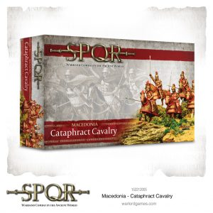 Warlord Games SPQR  SPQR SPQR: Macedonian Macedonian Cataphracts - 152212005 - 5060572504905