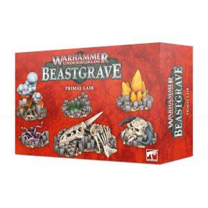 Games Workshop Warhammer Underworlds  Warhammer Underworlds Warhammer Underworlds: Beastgrave Primal Lair - 99120799004 - 5011921074853