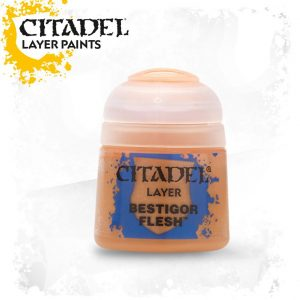 Games Workshop   Citadel Layer Layer: Bestigor Flesh - 99189951038 - 5011921027675