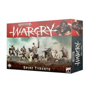 Games Workshop Age of Sigmar | Warcry  Warcry Warcry: Spire Tyrants - 99120201098 - 5011921126743