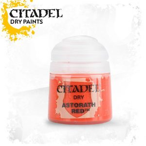 Games Workshop   Citadel Dry Dry: Astorath Red - 99189952021 - 5011921067237