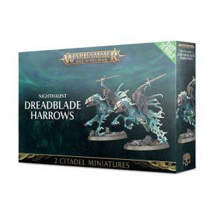 Games Workshop Age of Sigmar  Nighthaunts Easy To Build: Dreadblade Harrows - 99120207063 - 5011921100903