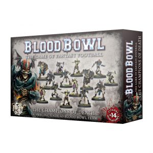 Games Workshop Blood Bowl  Blood Bowl Blood Bowl: Champions Of Death Undead Team - 99120907001 - 5011921117031