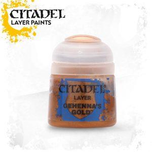 Games Workshop   Citadel Layer Layer: Gehenna's Gold - 99189951061 - 5011921027972