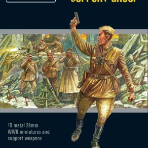 Warlord Games Bolt Action  Soviet Union (BA) Soviet Army Support Group - 402214004 - 5060572502604