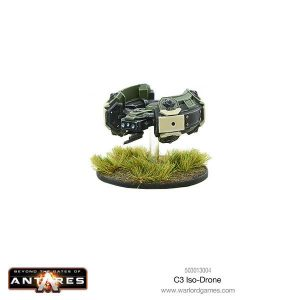 Warlord Games Beyond the Gates of Antares  PanHuman Concord C3 Iso-Drones - 503013004 - 5060393707356