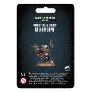 Games Workshop Warhammer 40,000  Genestealer Cults Genestealer Cults Kelermorph - 99070117010 - 5011921129300