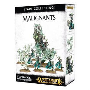 Games Workshop Age of Sigmar  Start Collecting! Age of Sigmar Start Collecting! Malignants - 99120207036 - 5011921071906