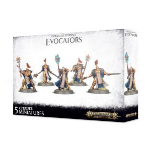 Games Workshop Age of Sigmar  Stormcast Eternals Stormcast Eternals Evocators - 99120218039 - 5011921104635