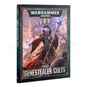 Games Workshop Warhammer 40,000  Genestealer Cults Codex: Genestealer Cults - 60030117003 - 9781788263962