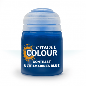 Games Workshop   Citadel Contrast Contrast: Ultramarines Blue - 99189960009 - 5011921120758