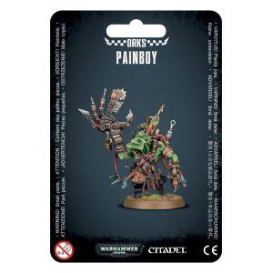 Games Workshop Warhammer 40,000  Orks Ork Painboy - 99070103003 - 5011921098156